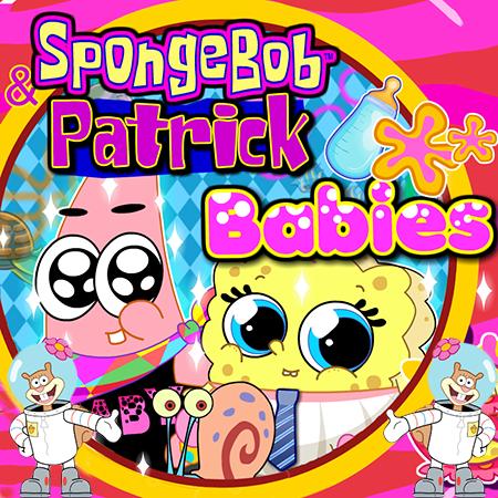 Spongebob And Patrick Babies