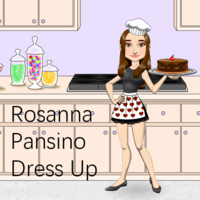 Rosanna Pansino Dress Up