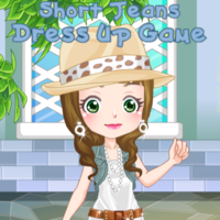 Short Jeans Dress Up Game