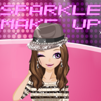 Sparkle Make Up