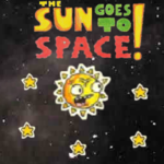 The Sun Goes to Space!