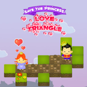 Save the Princess Love Triangle