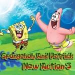 SpongeBob And Patrick New Action 3
