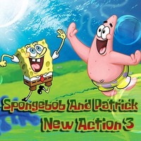 SpongeBob And Patrick New Action 3