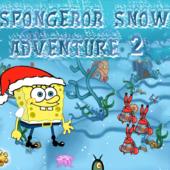SpongeBob Snow Adventure 2