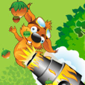 Squirrel Cannon