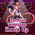 Fashion Magician Dress Up