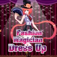 Fashion Magician Dress Up