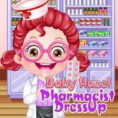 Baby Hazel Pharmacist DressUp