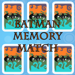 Batman Memory Match