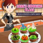 Sara's Cooking Class Halloween Cupcakes