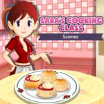 Sara's Cooking Class Scones