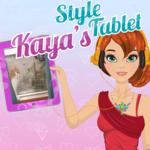 Style Kaya's Tablet
