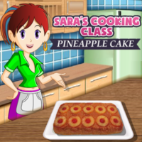Sara's Cooking Class Pineapple Cake