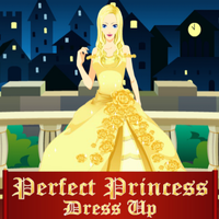 Perfect Princess Dress Up