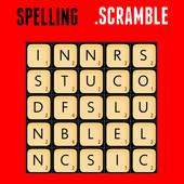 Spelling .Scramble