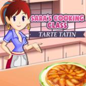 Sara's Cooking Class Tarte Tatin