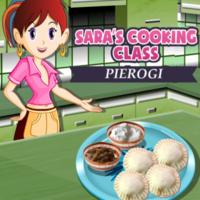 Sara's Cooking Class Pierogi
