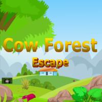 Cow Forest Escape