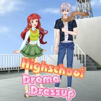 Highschool Drama Dressup