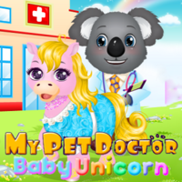 My Pet Doctor Baby Unicorn