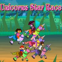 Unicorns Star Race