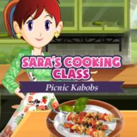 Sara's Cooking Class Picnic Kabobs
