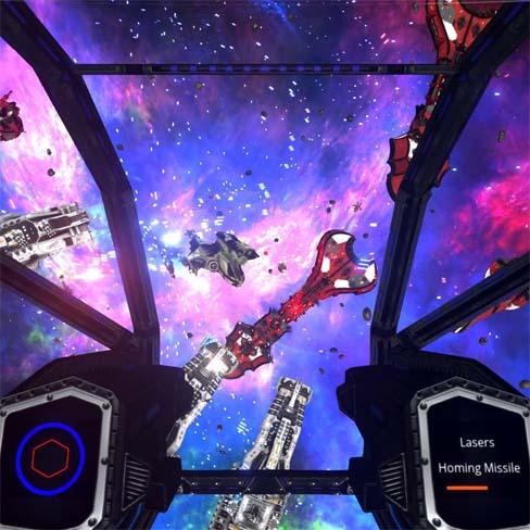 uzay oyunları