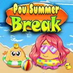 Pou Summer Break