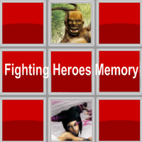 Fighting Heroes Memory