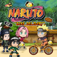 Naruto Bike Delivery
