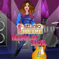 Fashion Studio Rockstar Outfit