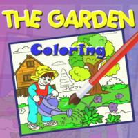 The Garden Coloring