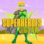 Superheroes Jigsaw