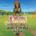 Fashion Studio Safari Girl