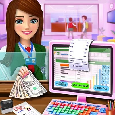 Cashier Games