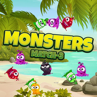 Monsters Match-3