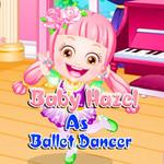 Baby Hazel As Ballet Dancer