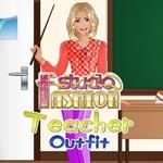 Fashion Studio Teacher Outfit