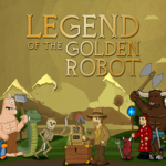 Legend Of The Gold Robot