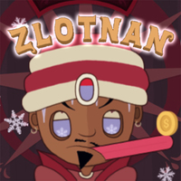 Popolare Giochi,Zlotnan is one of the Catching Games that you can play on UGameZone.com for free. Zlotnan is hungry! Feed him by dragging and releasing his tongue to catch falling coins. Don't touch the falling snowflakes! The more coins you catch, the faster the coins and snowflakes will start to fall. Catch more than one coin at a time for bonus points.