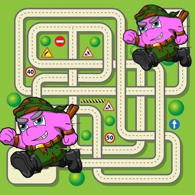 Maze Runner Games