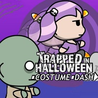 Trapped In Halloween Costume Dash