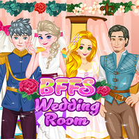 BFFS Wedding Room