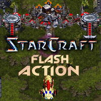 Starcraft Flash Action