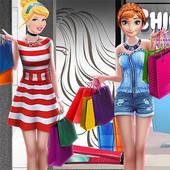 Princesses Shopping Spree