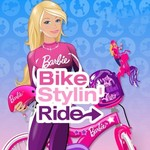 Barbie Bike Stylin Ride