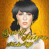 Sassy Megan Make-Up