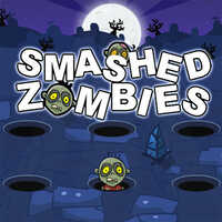 Smashed Zombies,Smashed Zombies is one of the Tap Games that you can play on UGameZone.com for free. Forget about hitting gophers on the head, it's time to wreck some zombies! Get ready to destroy these undead brats in Smashed Zombie, but be careful not to hit the humans!