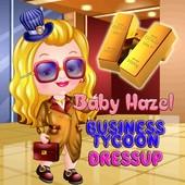 Baby Hazel Business Tycoon Dressup
